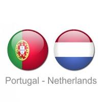 Prediksi Skor Portugal vs Belanda Grup B Euro 2012
