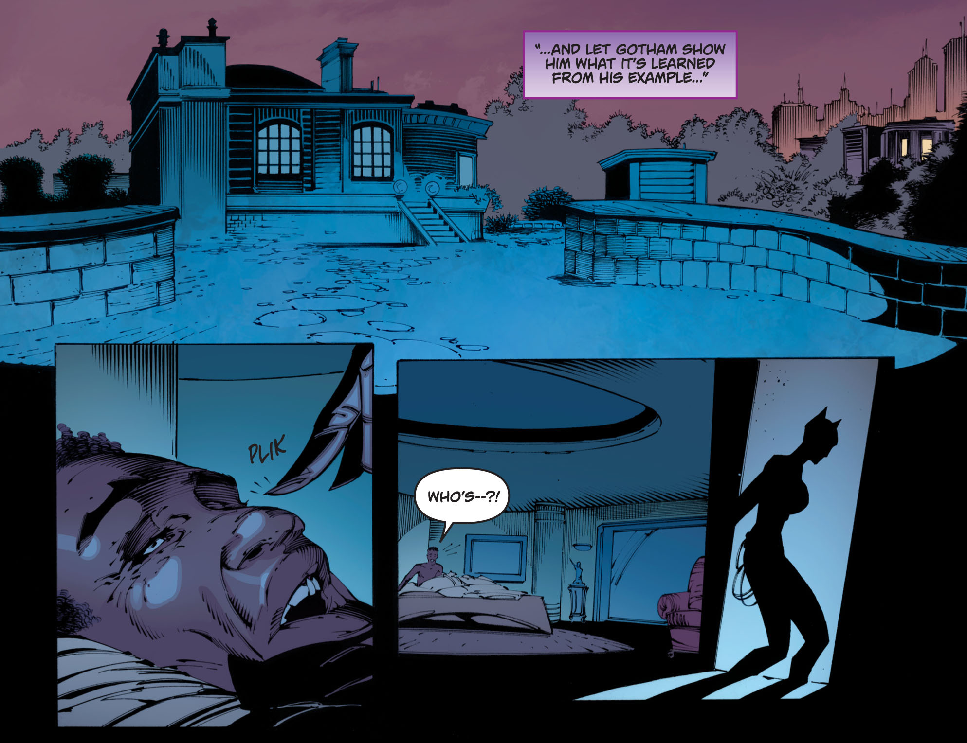 Batman: Arkham Knight [I] Issue #31 #33 - English 11