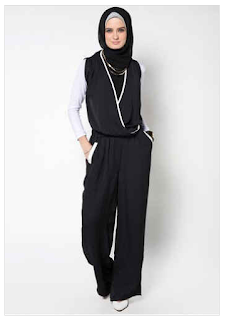 Aneka Model Busana Muslim 2016 Gaya Terbaru
