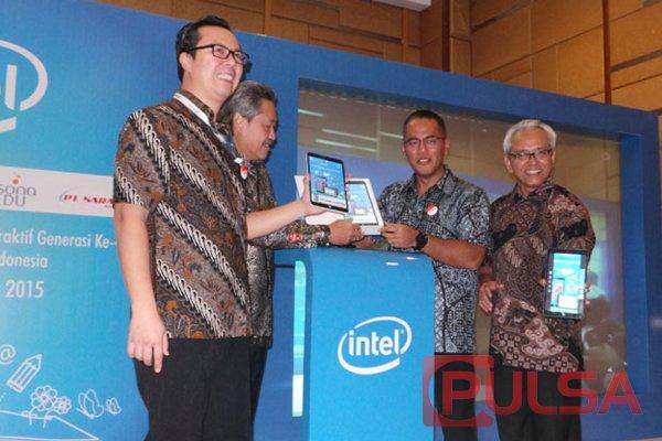 Intel Rilis Tablet Edukasi GramediaBook, Harga Rp2,2 Juta