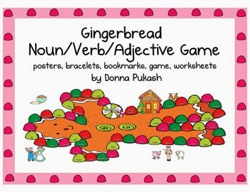 Autism Tank: Nouns, Verbs, and Adjectives: FREEBIE LINKS!