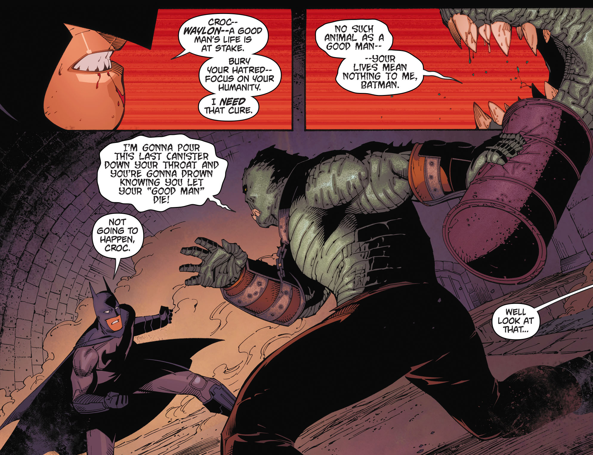 Batman: Arkham Knight [I] Issue #6 #8 - English 16
