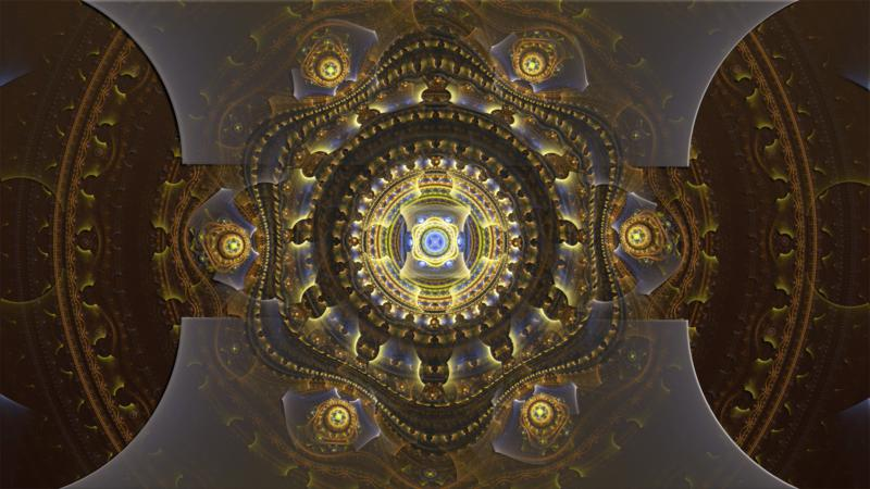 Frankief | Abstract Fractal Art
