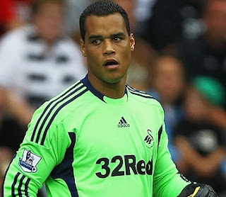 Michel Vorm, Swansea goalkeeper