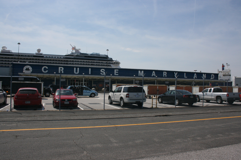 Dittos Blog Baltimore Cruise Ship Terminal - Parking at baltimore cruise ship terminal