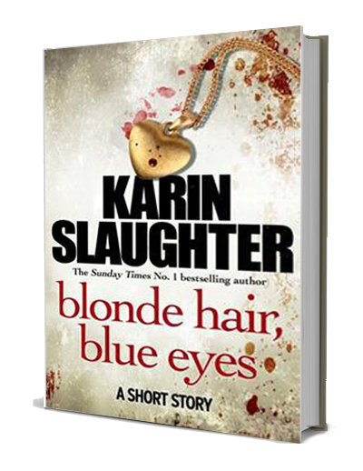 Blonde hair blue eyes karin slaughter