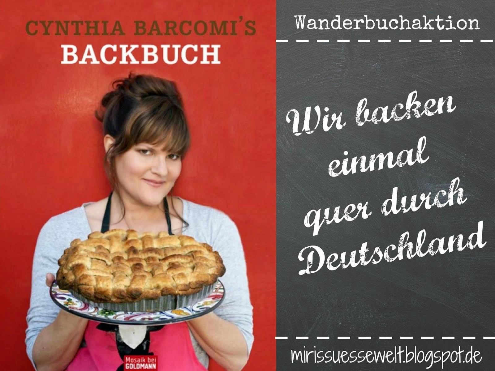 [Aktion] Wir backen einmal quer durch Deutschland 2015