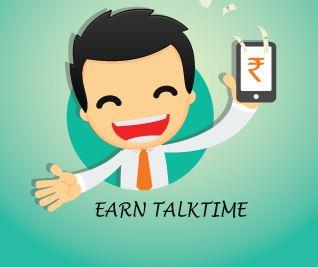 Earn talktime free recharge app