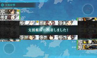 前衛支援艦隊
