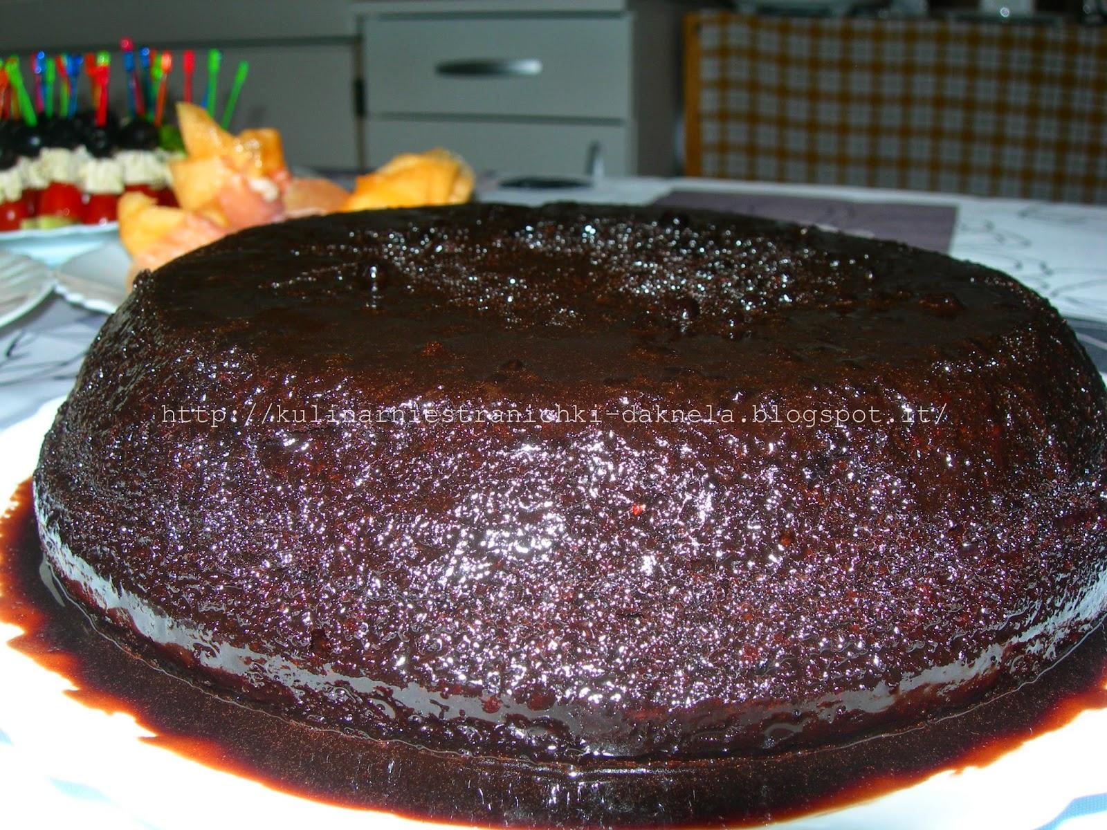 Торт шоколадный рецепты с фото в мультиварке
