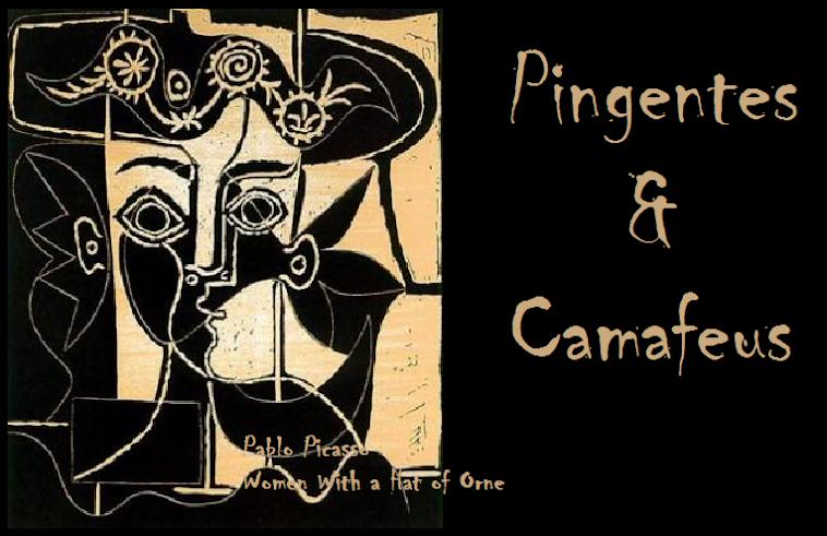 PINGENTES & CAMAFEUS
