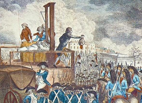 Resultado de imagen para guillotina