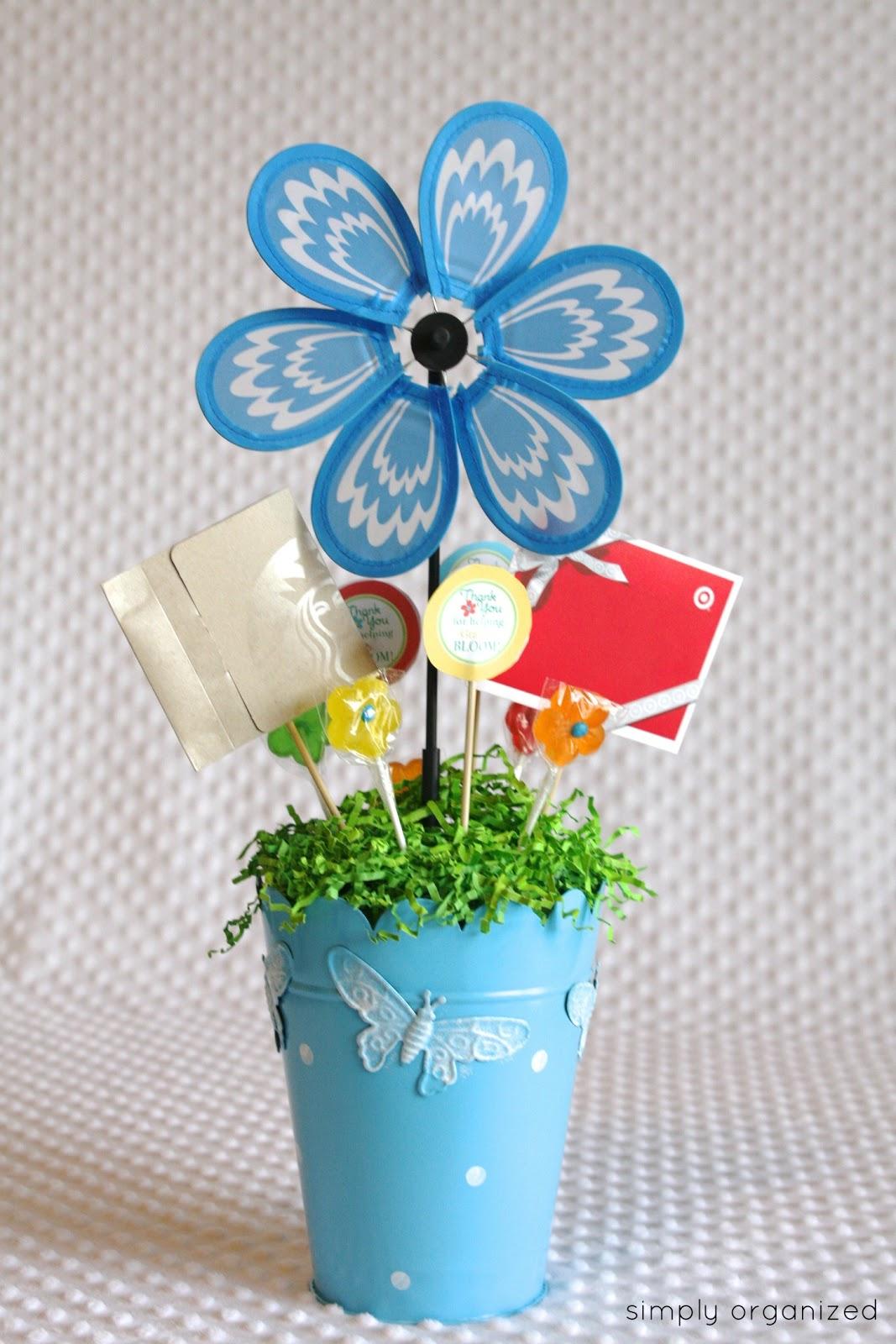 Diy Therapist Or Teacher Appreciation Gift Simply Organized