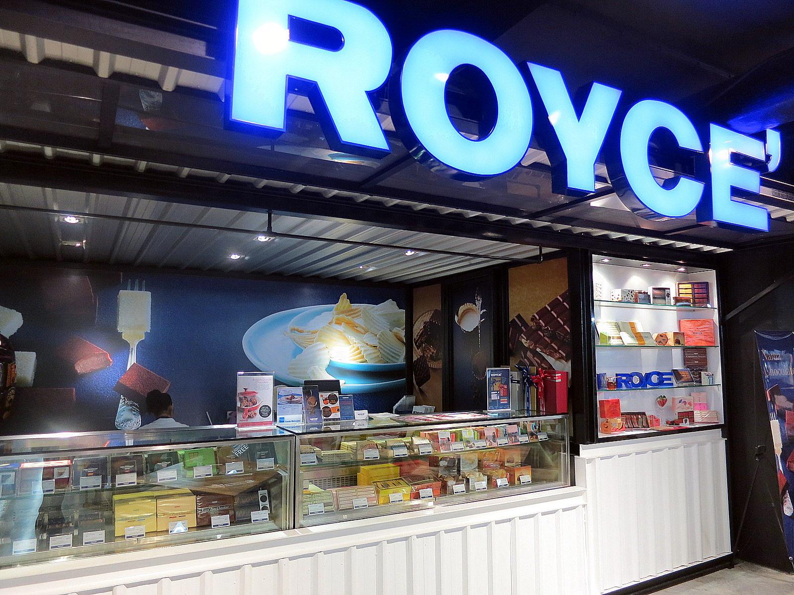 Eat Drink KL: Royce' Chocolates @ Publika