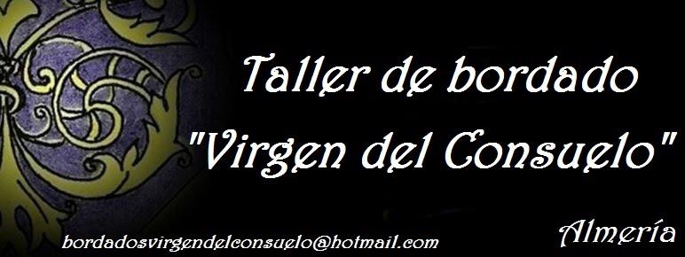 """Taller de Bordado """"Virgen del Consuelo"""""""