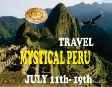 MYSTICAL PERU JULY 2013