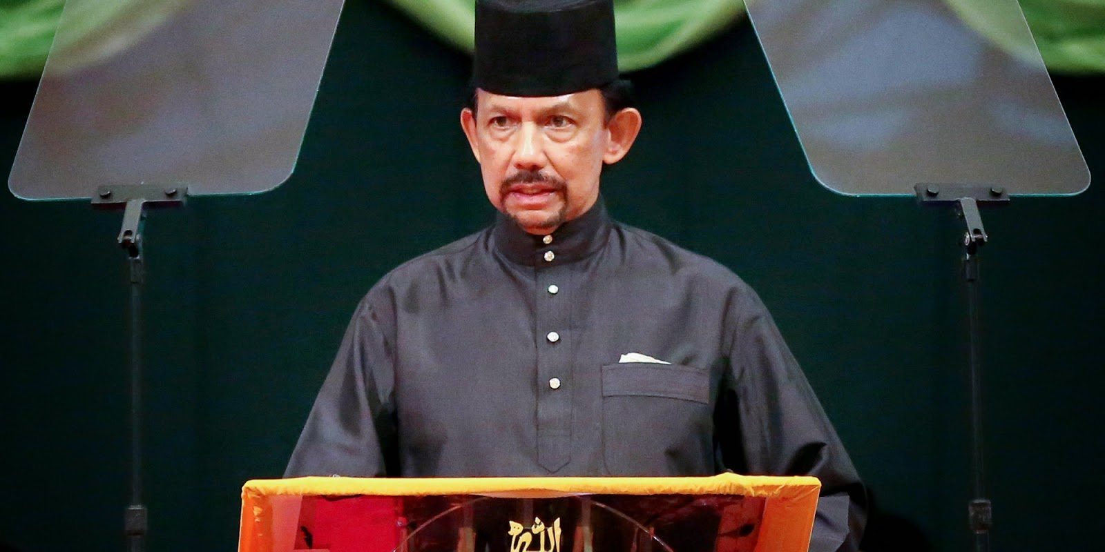 Brunei Sultan Rules Death By Stoning For Gay People