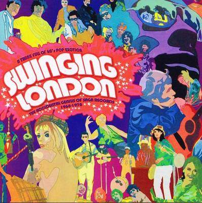 Swinging London -160-