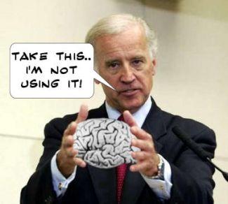 Biden clueless