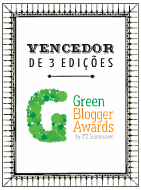 Green Blogger Awards