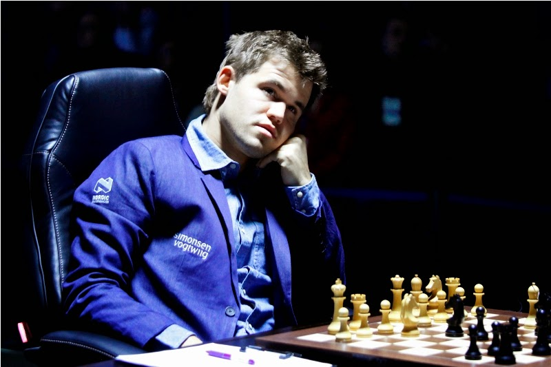 GM Magnus Carlsen - Campeón Mundial de Ajedrez