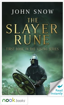 John Snow on Smashwords with his book The Slayer Rune