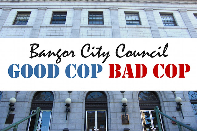 Bangor_City_Hall,Good_Cop_Bad_Cop,Bangor,Maine,spoof,photo,Bangor_City_Council