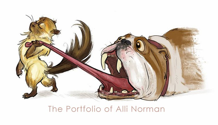 The Portfolio of Alli Norman