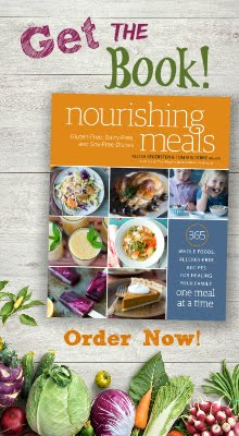 Nourishing meals elimination diet new book forumfinder Image collections
