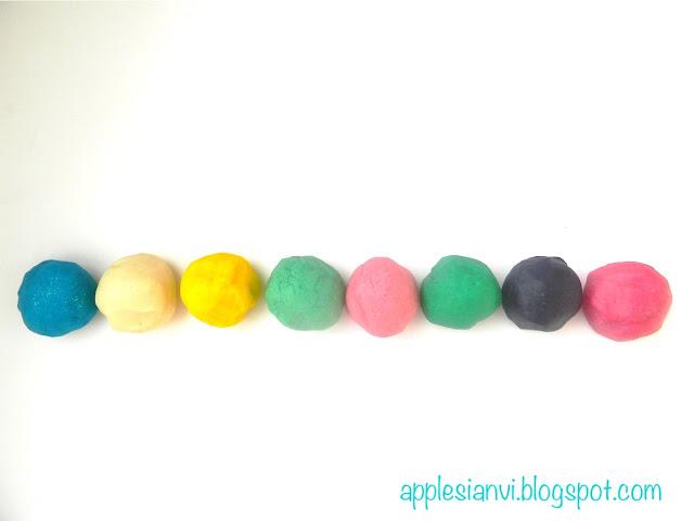 Базовые формы из пластилина: шар, диск, жгут, цилиндр 39