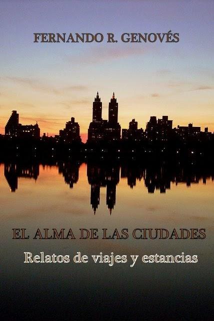 NOVEDAD: 'EL ALMA DE LAS CIUDADES' (2015)