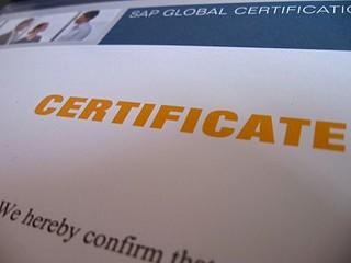 Mitos Certificación SAP
