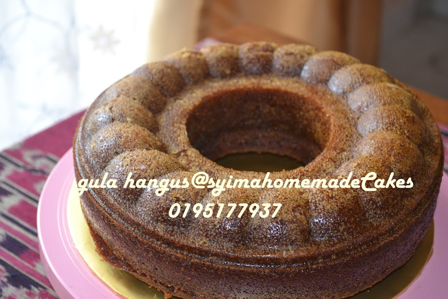 kek gula hangus ~ RM 50.00