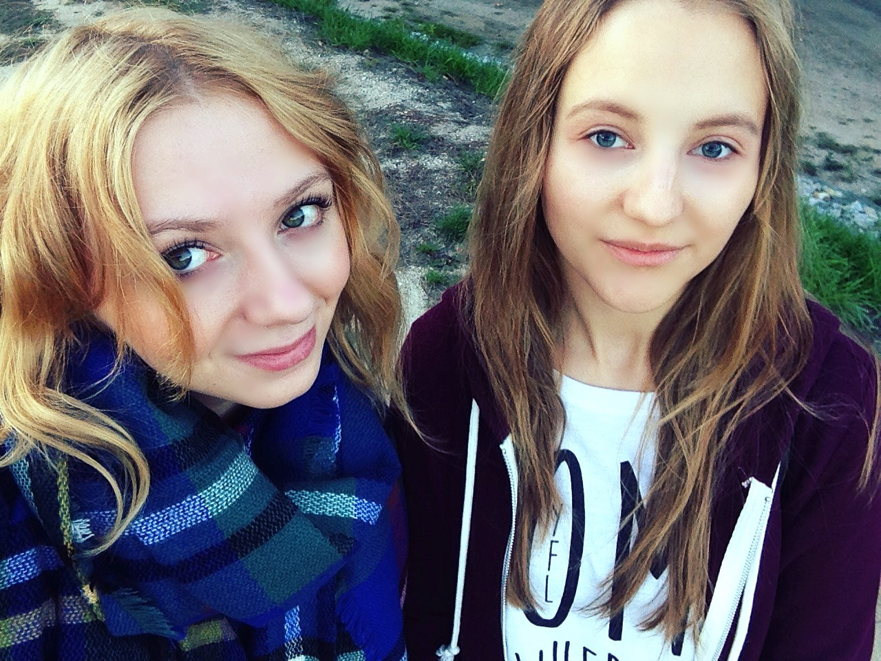 Claudia & Carolina