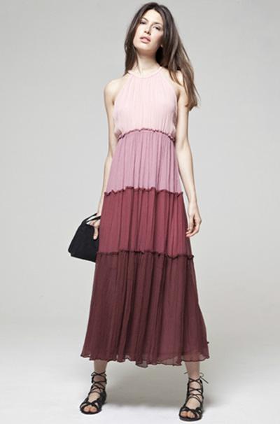 Chocolate colección primavera verano 2012: vestidos