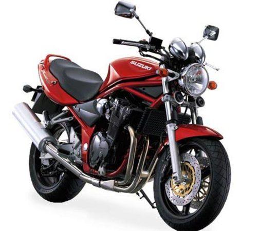 Autoinfo: Suzuki Bandit 1200 cc