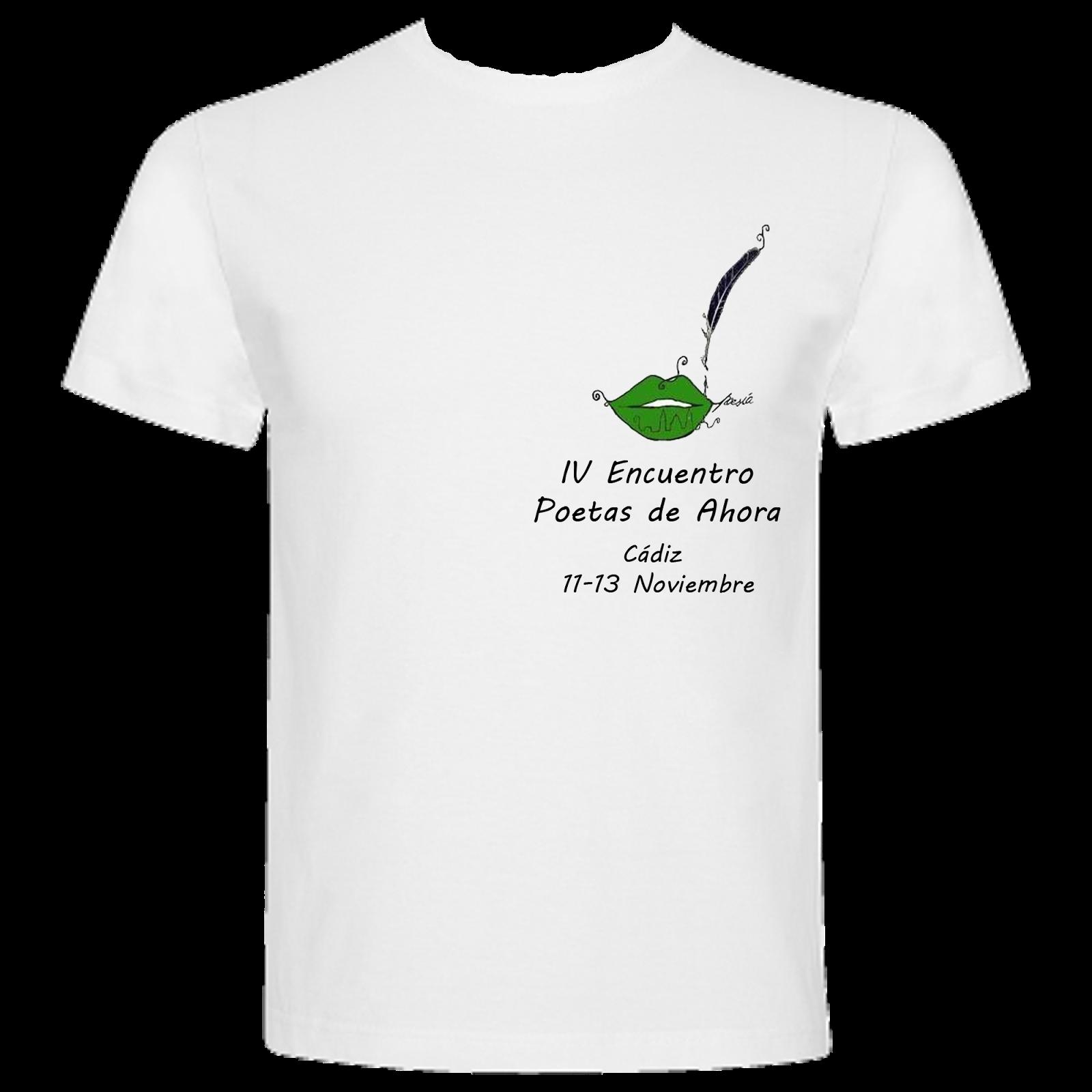 Camiseta recuerdo del IV Encuentro
