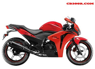 Carenagem CB 300 Honda