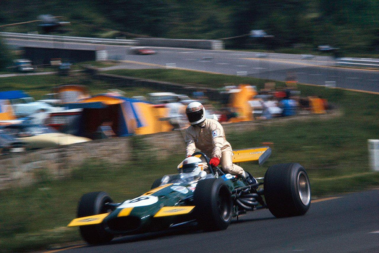 GP da Bélgica de Formula 1, Spa-Francorchamps 1970 - voltarapida.blogspot.com