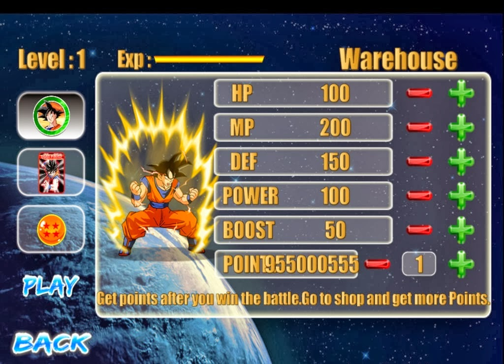 Legend Tap Battle For Dragon Ball Z Hack