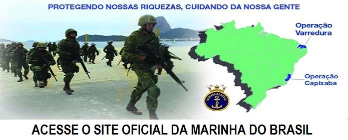 SITE OFICIAL DA MARINHA DO BRASIL