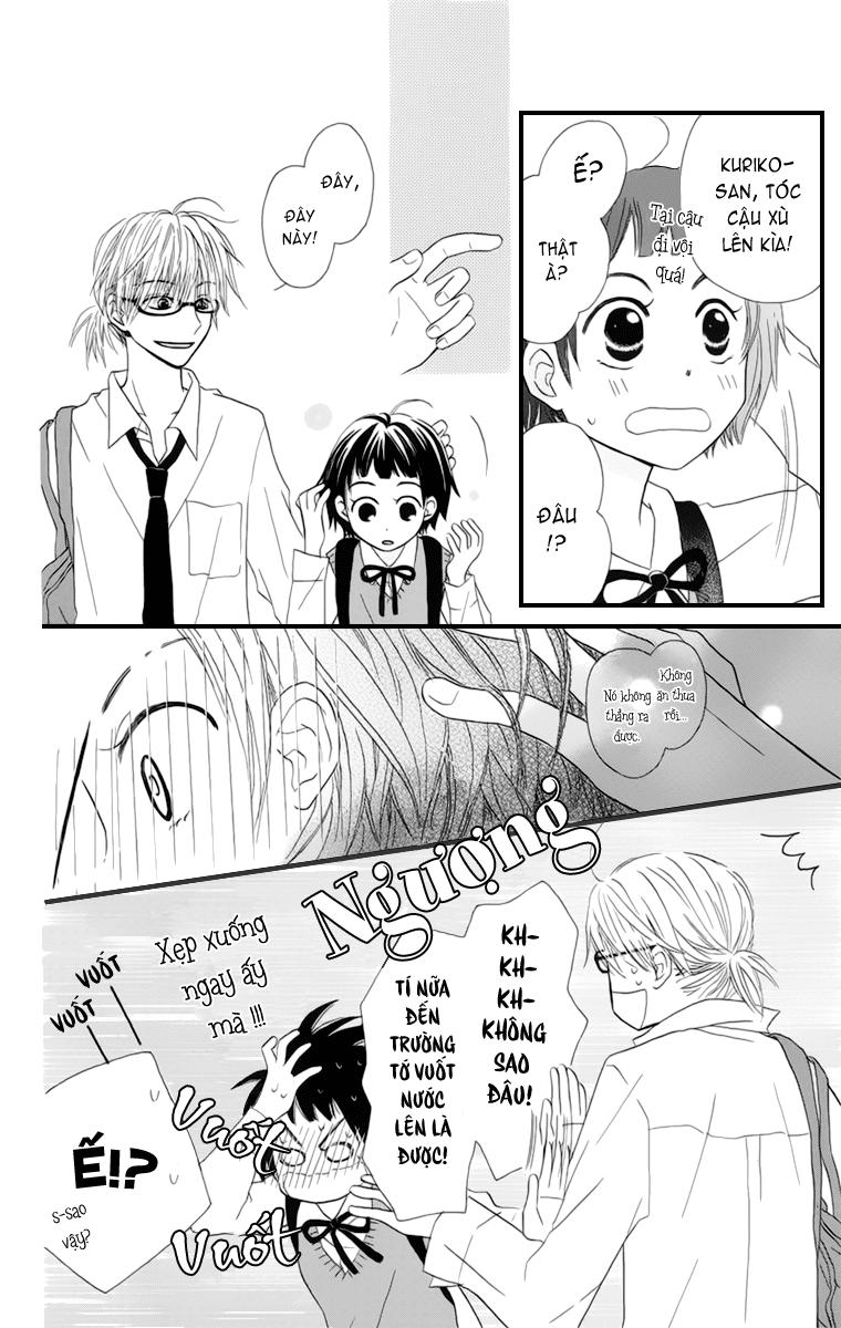 Tonari no Megane-kun chap 3 - Trang 8