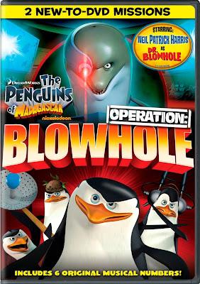 Ping�inos de Madagascar: Operacion Blowhole 2012 - latino dvdfull [FP, FS, UL]