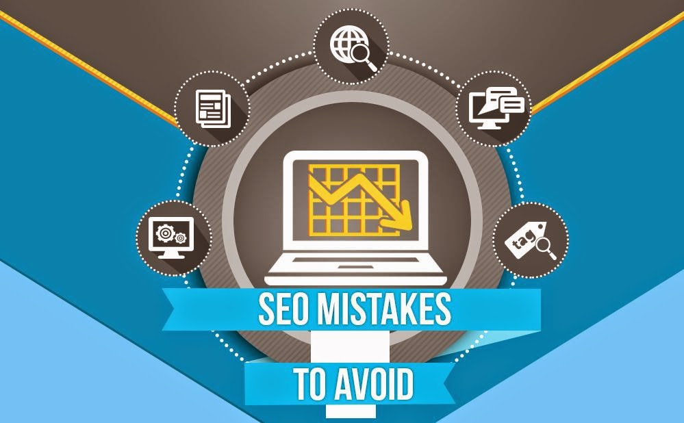 Mistakes To Be Avoid In SEO