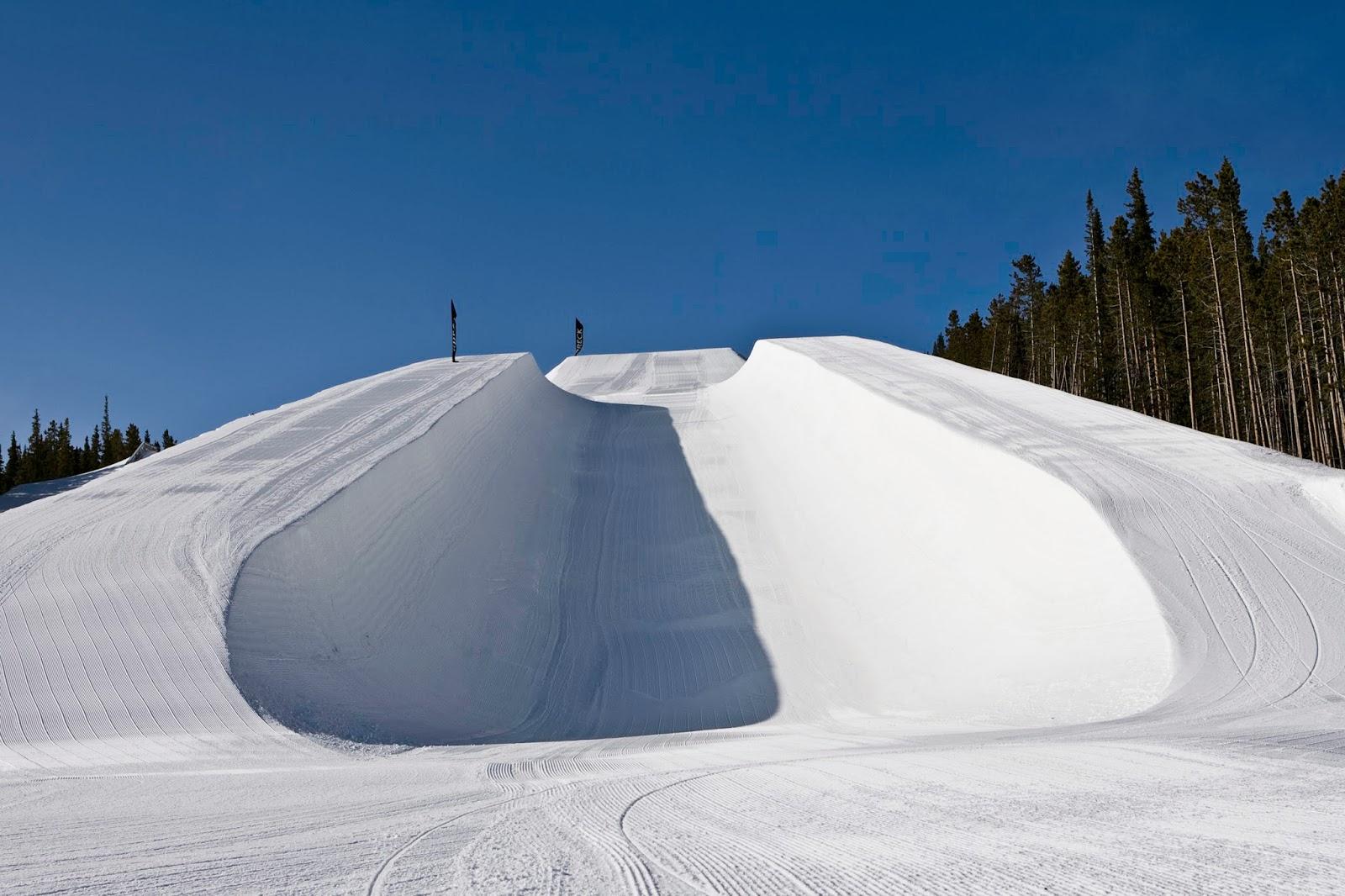 Breckenridge Colorado, USA - Top 10 Snow Parks in The World