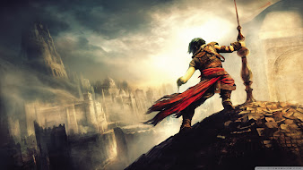 #38 Prince of Persia Wallpaper