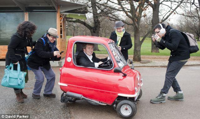 سيارة حقيقية العالم