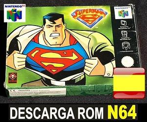 Superman ROMs Nintendo64 Español