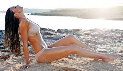 Michelle Keegan – Bikini Fabulous Magazine 8th July 2012