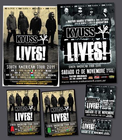 Kyuss Lives! / 2011